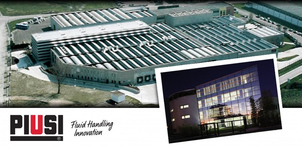 Piusi Firmengebäude
