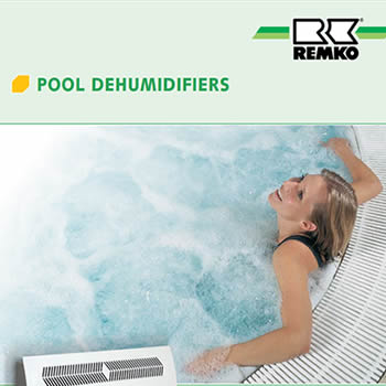 Deumidificatori per piscine indoor