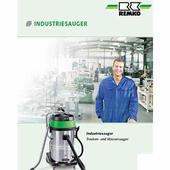 Industriesauger von Remko bei Renotherm Salzburg erhältlich