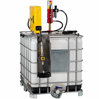 Druckluft Ölpumpen von Meclube erhältlich bei Firma Renotherm in Salzburg