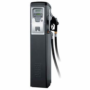 Abgabesystem für Diesel von Piusi - Zapfsäule - erhältlich bei Renotherm salzburg