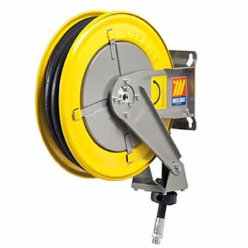 Automatic hose reels