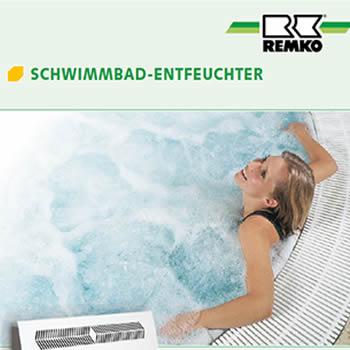 Schwimmbad-Entfeuchter