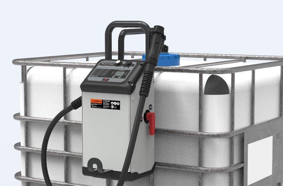 PIUSI DELPHIN PRO IBC AdBlue® PKW-Befüllungssystem zur Montage auf 1.000 Liter IBC - bei Renotherm salzburg